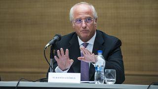 Surányi György a Magyar Nemzeti Bank korábbi elnöke 2015. május 20-án