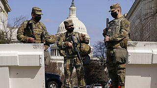 ΗΠΑ: Η Εθνοφρουρά παραμένει στο Καπιτώλιο