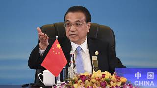 رئيس الوزراء الصيني لي كيتشيانغ