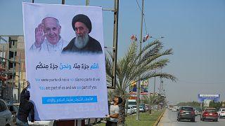 Papa Francis'in Irak ziyareti öncesi hazırlıklar