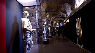 Η Πομπηία στο Κολοσσαίο