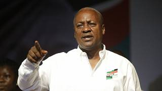 Ghana: Mahama criticizes Supreme Court's rejection of electoral fraud