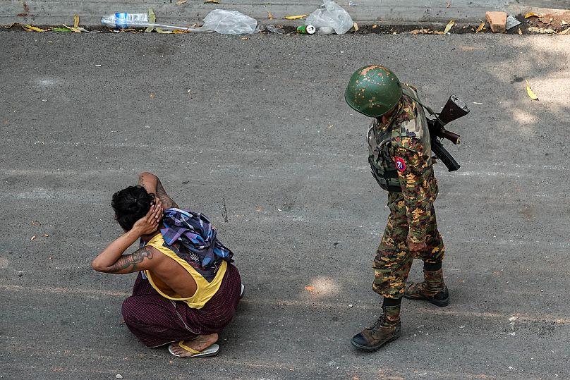 STR via AFP