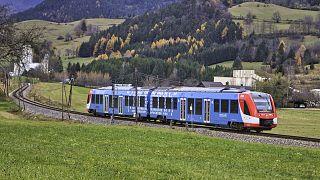 قطارات صديقة للبيئة