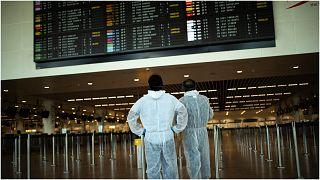 مطار زافنتيم الدولي- بروكسل في 29 يوليو/تموز 2020