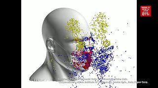 Süper bilgisayar simülasyonu