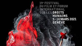 Festivalplakat FIFDH in Genf