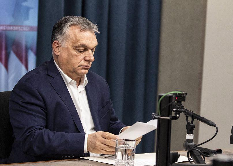 fotó: MTI/Miniszterelnöki Sajtóiroda/Fischer Zoltán