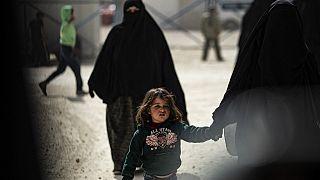 Bélgica vai repatriar filhos de combatentes jihadistas