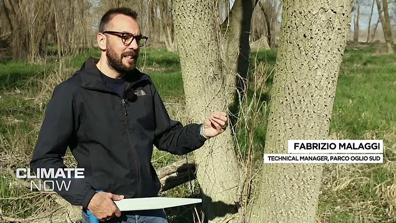 Technical manager, Parco Oglio Sud