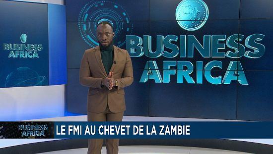 Le FMI au chevet de la Zambie [Business Africa]