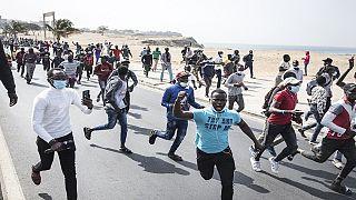 Sénégal : les avocats d'Ousmane Sonko bloqués, la tension monte à Dakar