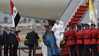 Pope in Iraq