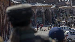 صدامات في الشطر الهندي من كشمير على خلفية اعتقال زعيم مسلم