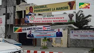 Congo readies for presidential election