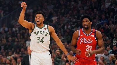 Giannis-Embiid : duel au sommet de la NBA