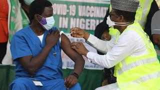 Covid-19 vaccination campaigns pick up pace across Africa