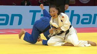 Urantsetseg Munkhbat gegen Natsumi Tsunoda