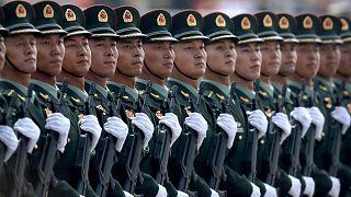 نیروی نظامی چین