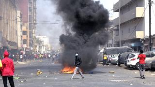 Clashes erupt in Senegal for third day over opposition leader arrest