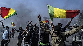 Troisième jour de manifestations violentes à Dakar