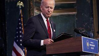 American President Joe Biden