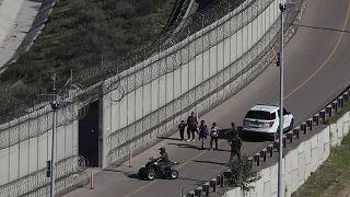 ABD'in Meksika sınırı