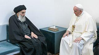 Papa Francis'in Irak ziyareti