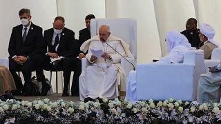 Megvolt a pápa és a síita nagyajatollah történelmi találkozója