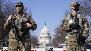 عنصران من الحرس الوطني