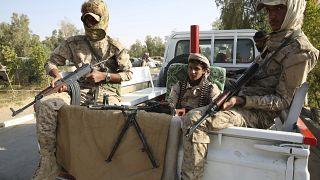 السعودية نيوز |      90 قتيلا على الأقل في معارك عنيفة بين القوات الحكومية والحوثيين في مأرب في اليمن