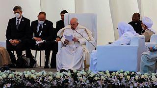 Ιράκ: Συνάντηση Πάπα Φραγκίσκου με τον Αγιατολάχ Σιστάνι