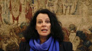 السفيرة الفرنسية في المملكة المتحدة 2014 و 2017، سيلفي بيرمان