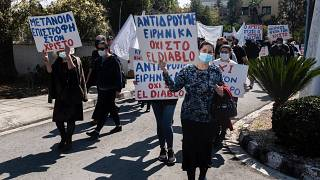 Kıbrıs Rum Kesimi'nde Eurovizyon eylemi