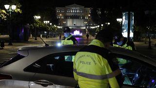 Φωτό αρχείου - Έλεγχοι της Ελληνικής Αστυνομίας