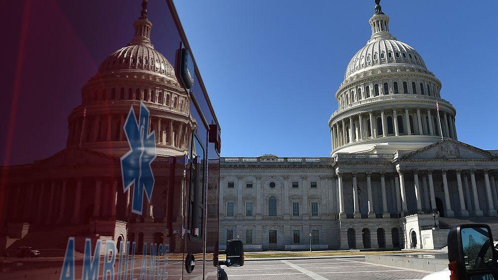 1,9 Billionen Dollar: US-Senat billigt Bidens Konjunkturpaket