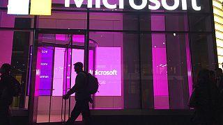 Microsoft'a siber saldırı