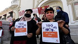 Tunisia's gender violence law struggles to get beyond paper