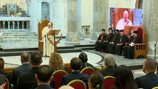 El papa hizo hincapié en la situación de la mujer en Irak