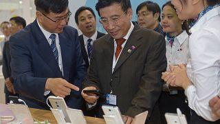 Eski Sanayi ve Bilgi Teknolojileri Bakanı Miao