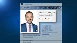 Nikolas Löbel abandona política