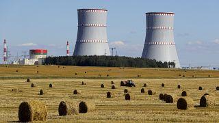 منشأة للطاقة النووية في بيلاروس