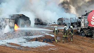 Ataque a refinarias no norte da Síria faz quatro mortos e dezenas de feridos