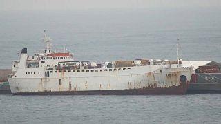 La Administración General del Estado ha iniciado este sábado, de forma subsidiaria, el sacrificio de los terneros del buque Karim Allah.