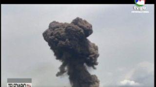 Guinée Equatoriale : 4 explosions dans un camp militaire font au moins 98 morts