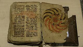 Il manoscritto è tornato in Iraq dopo una delicata operazione di restauro in Italia