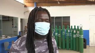 Ghanaian priest becomes lifeline for sick Peruvians amid pandemic