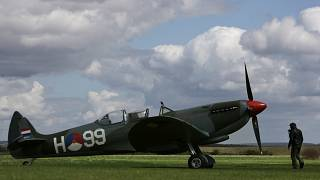 BRITAIN SPITFIRE AIRCRAFT