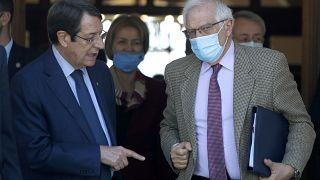 Cyprus EU Peace Talks