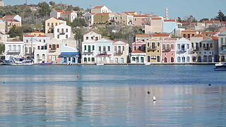 Greek island of Kastellorizo
